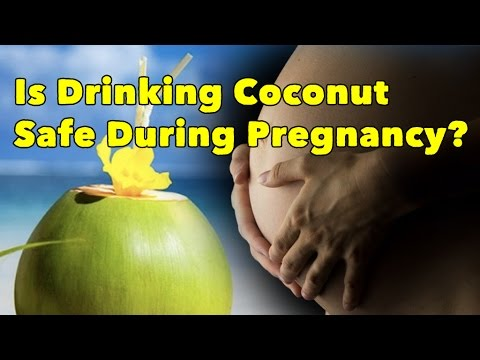 Is Drinking Coconut Safe During Pregnancy- SheCare