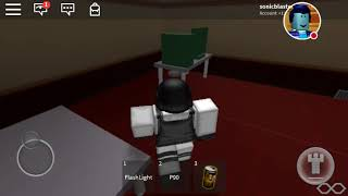 Omg its real(s.c.p game)roblox