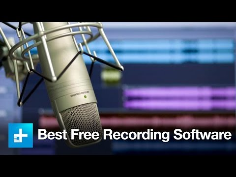 Best Free Recording Software