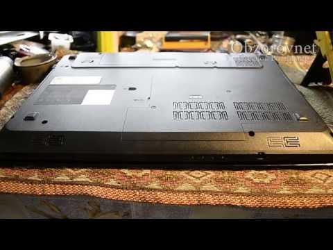 Ремонт крепление петель матрицы ноутбука Lenovo