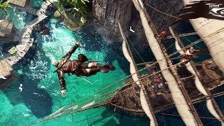 Assassin's Creed 4: Black Flag (Чёрный флаг) — Трейлер наград