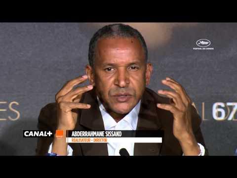 Timbuktu - Conférence de presse au Festival de Cannes