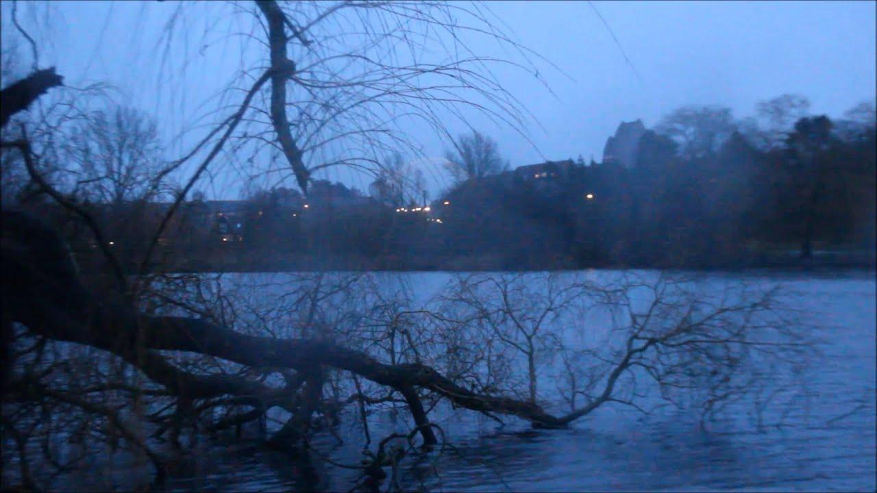 Utterslev Mose I December Kort Version Youtube