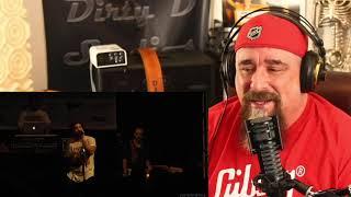 Metal Biker Dude Reacts - Anderson. Paak The Bird LIVE REACTION