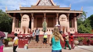 видео Пномпень Камбоджа