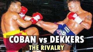 Dekkers vs Coban - The Rivalry | Muay Thai Highlights