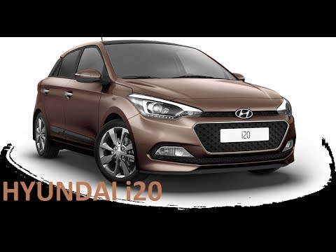 nuevo hyundai i20 2018 youtube. Black Bedroom Furniture Sets. Home Design Ideas