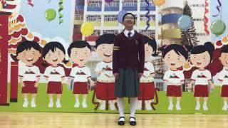 bcwkps的佛教中華康山學校_高小組編號2_林佳穎 鴿子相片
