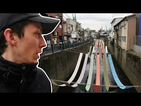 LE FESTIVAL DE LA TEINTURE A TOKYO | VLOG JAPON