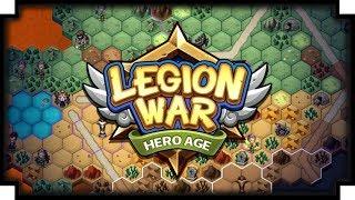Legion War - (Fantasy Style 4x Strategy Game)