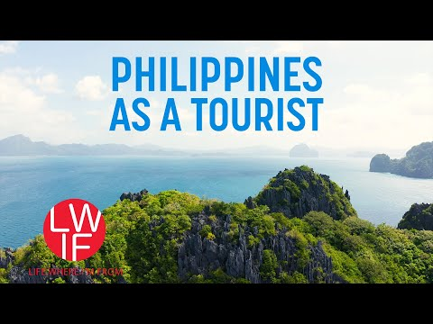 Life in the Philippines pt 3 | A Tourist's Perspective