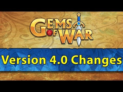 Gems of War: 4.0 Changes, Delves, and General Strategy