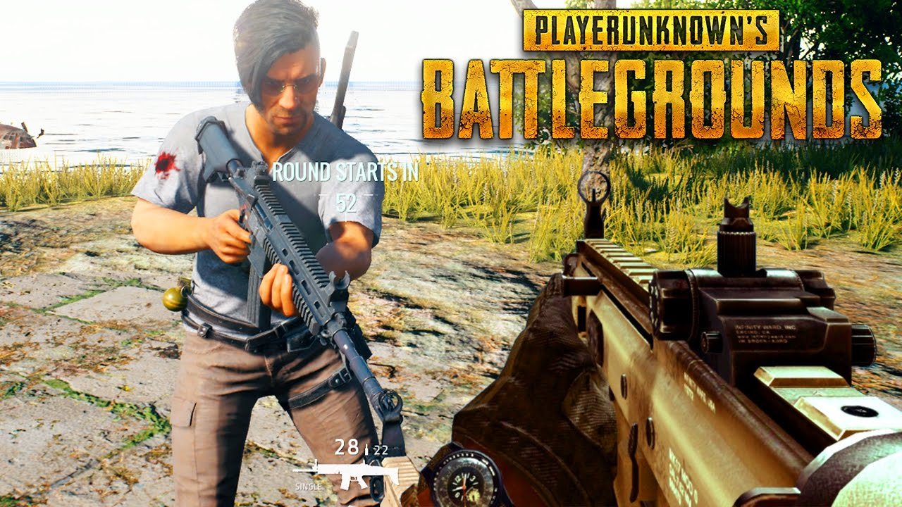 THIS GAME IS BETTER THAN H1Z1?! - Player Unknown ...