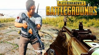 THIS GAME IS BETTER THAN H1Z1?! - Player Unknown Battlegrounds Gameplay