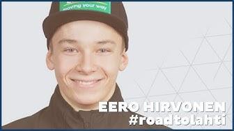 Eero Hirvonen | #roadtolahti