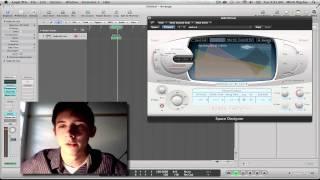 Logic Pro 9 Tutorial - Space Designer Reverb