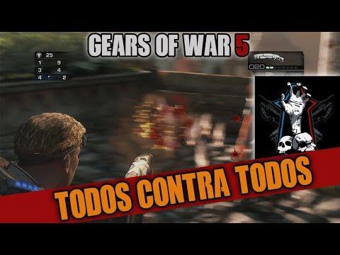 EL MODO DE JUEGO QUE QUIERO PARA GEARS OF WAR 5!!