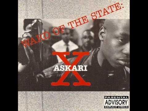 Askari X - Be black or die