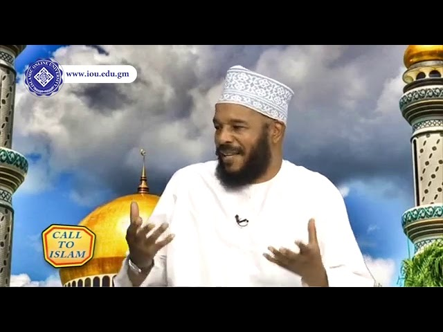 Call to Islam - Dr. Bilal Philips