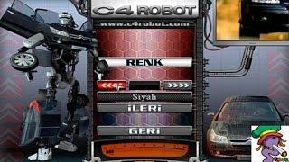 Citroen C4 Robot - Juego Muy Divertido, No te lo pierdas - Español HD