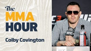 Colby Covington Shares Thoughts On Exchange With 'One-Eyed Twerp' Michael Bisping