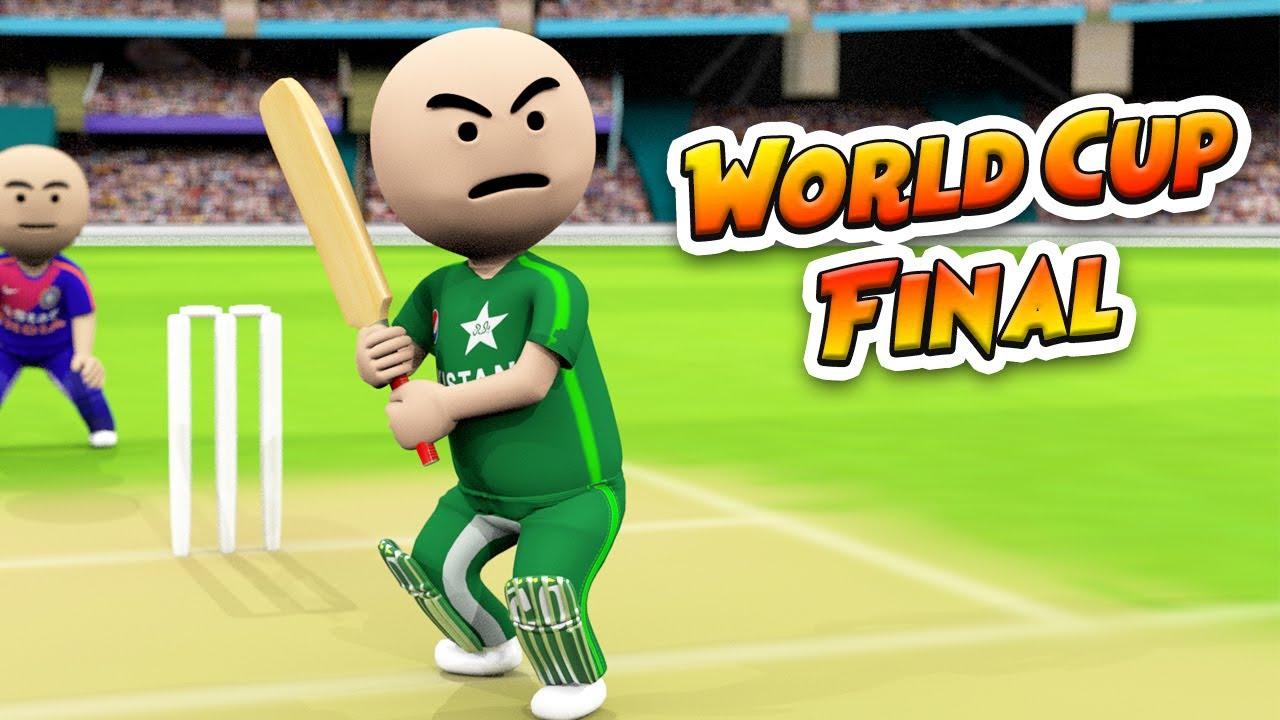 ROHIT vs PAKISTAN | World Cup Final | India vs Pakistan Cricket Match Comedy