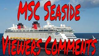 видео Программа Status Match от компании MSC Cruises