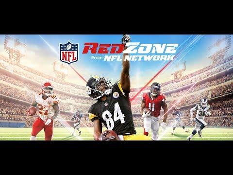 NFL REDZONE WEEK 1 LIVE