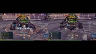 Blade and Soul - SoulFighter ice & earth comparison test PvE