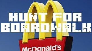 McDonalds - Hunt For Boardwalk - Introduction