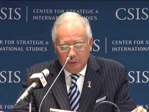 U S  Malaysian Relations Looking Ahead at Key Pillars of Cooperation Keynote