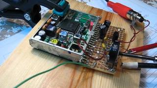 Tuner TBHK CET-8000 from a broken car radio