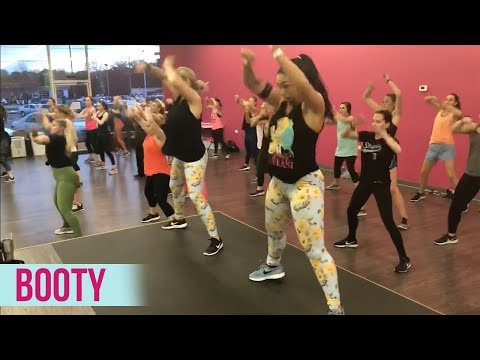 Blac Youngsta - Booty (Dance Fitness with Jessica)