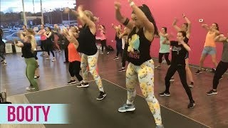 """Booty"" by Blac Youngsta - Dance Fitness With Jessica"