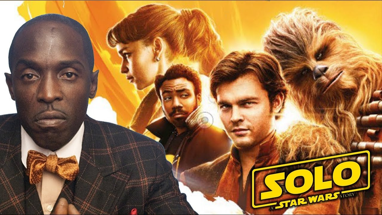 HAN SOLO – Michael K Williams cut & Official title revealed