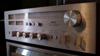 Акаї АА-1030 огляд звуковий тест