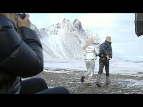 A Moncler Icelandic Fairytale by Annie Leibovitz