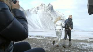 A Moncler Icelandic Fairytale by Annie Leibovitz