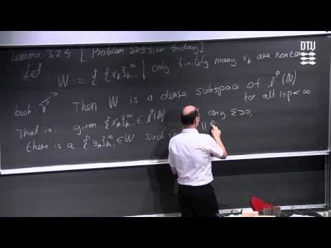 Approximation Theory Part 1