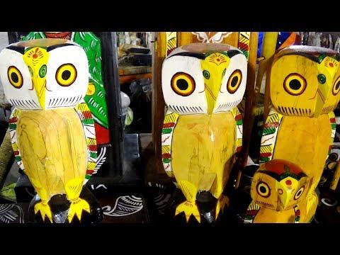 Best Crafts of Bengal | West Bengal State Handicrafts Fair 2017 | Eco Park Hastashilpa Mela