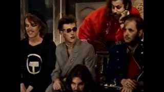 """Группа """"АукцЫон"""".1988г.Видеоклипы."""