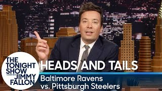 Heads and Tails: Baltimore Ravens vs. Pittsburgh Steelers