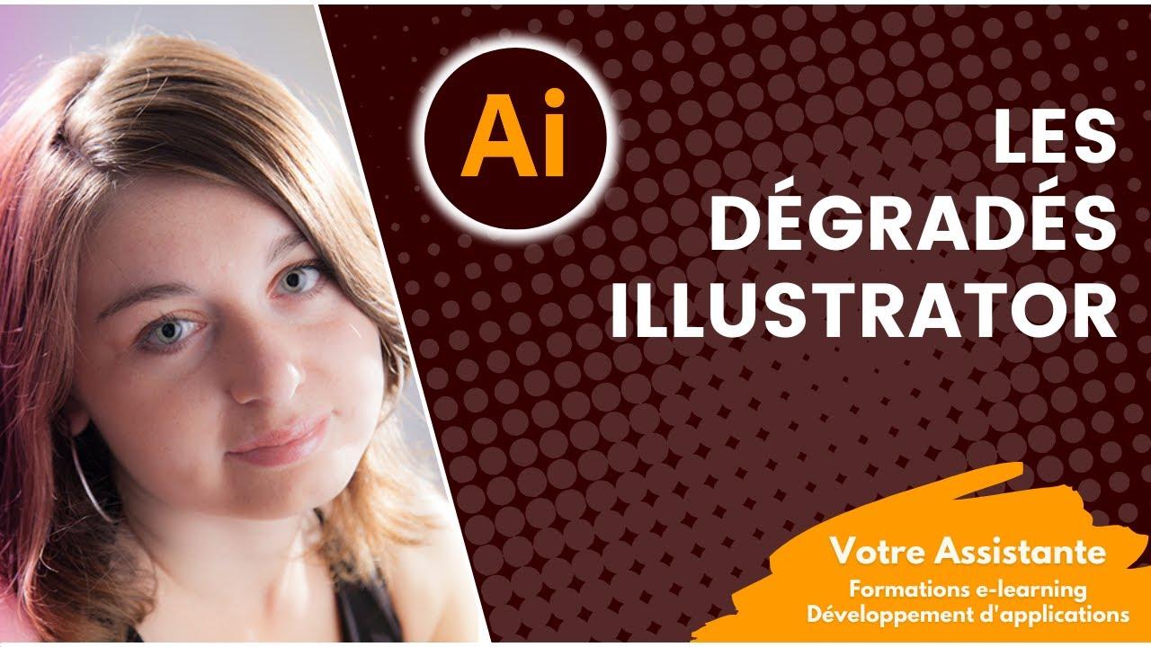 degrade illustrator