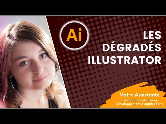 Les Dégradés Illustrator Paperblog