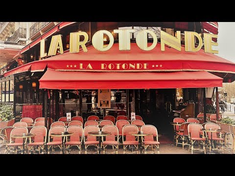 A Brasserie Fit For A President (my Experience At La Rotonde In Paris Montparnasse)