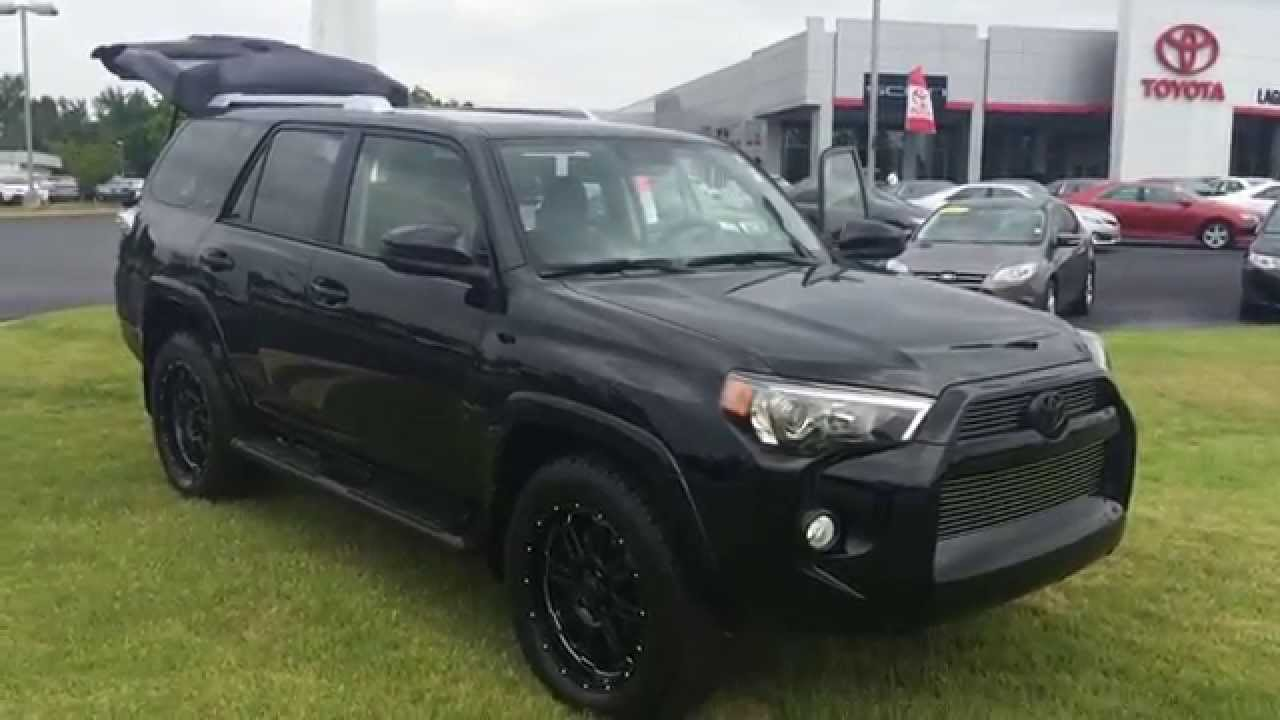 lasonya 39 s 2015 toyota 4runner xp by gerald youtube. Black Bedroom Furniture Sets. Home Design Ideas
