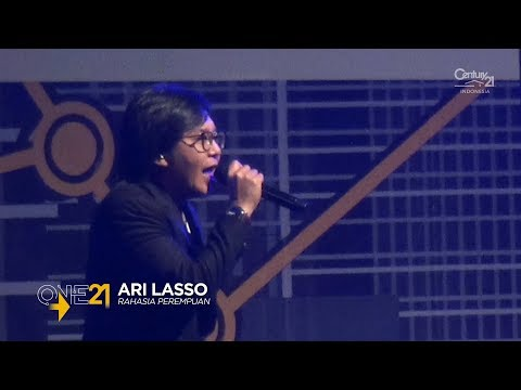 Ari Lasso - Rahasia Perempuan (One21 2018 #JoinTheConnection)