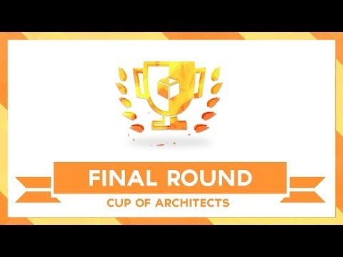 Final Round - Vote now! | Cup of Architects 2018