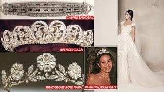 Expert comments: One of These Four Tiaras Meghan Markle Could Wear on Her Wedding Day streaming
