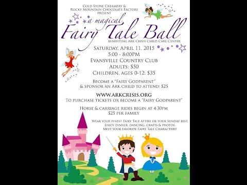 Fairy Tale Ball Invitation YouTube